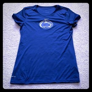 S/S Dri-Fit Penn State Shirt